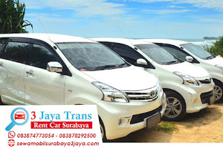 Sewa Mobil Surabaya 3 Jaya Rent Car