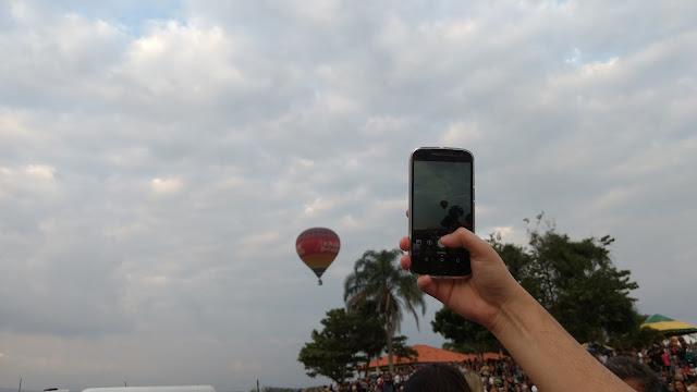 balão foto natureza céu esporte radical fotografia