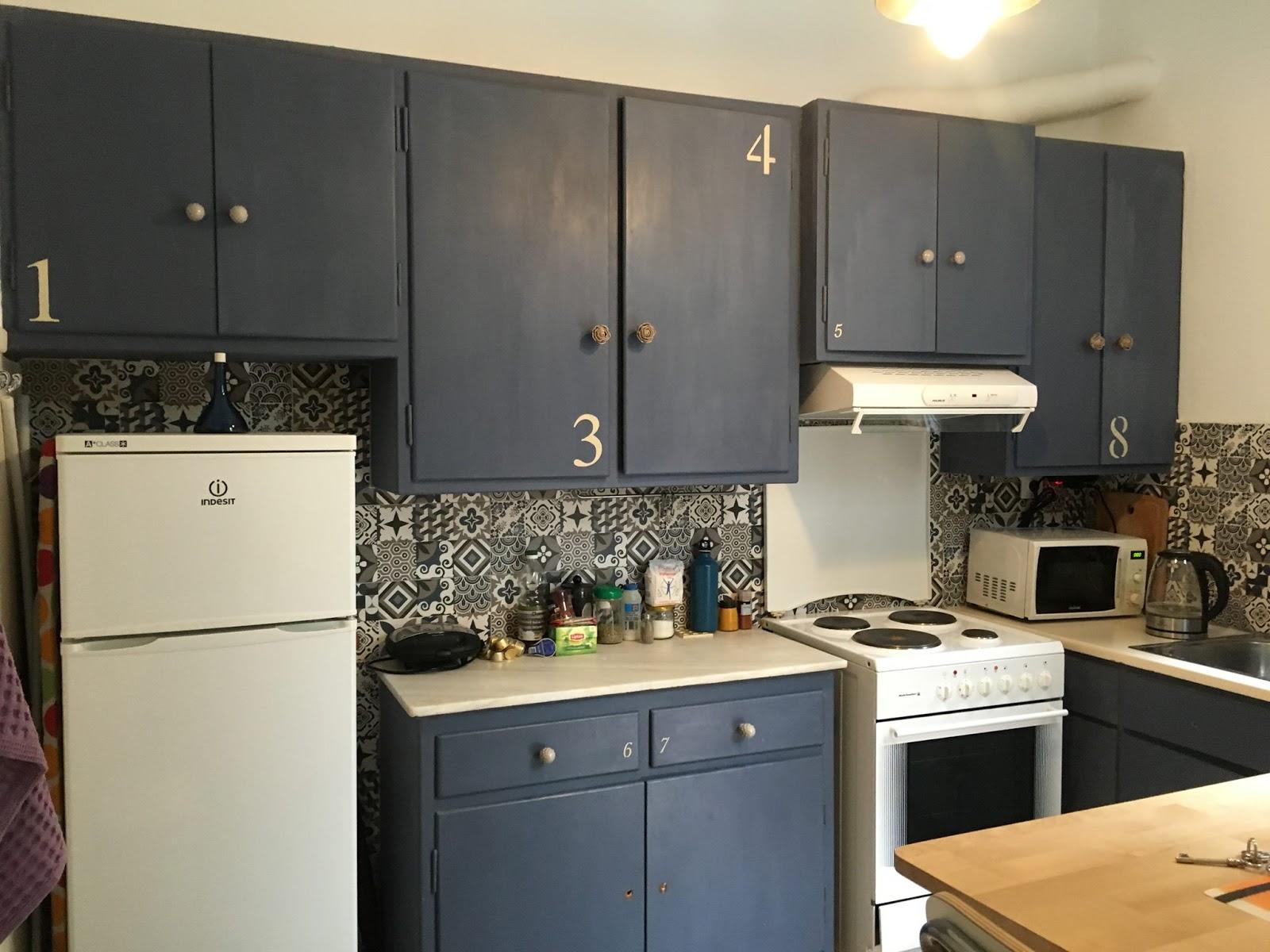 Αφιέρωμα: Κουζίνα! Έλα στην κουζίνα, βάζω καφέ! 14 Annie Sloan Greece