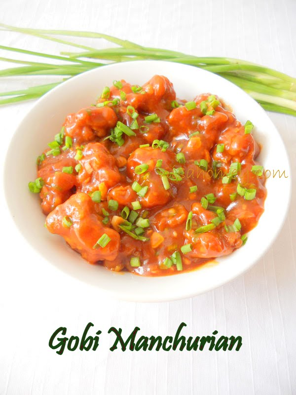 sauces used in manchurian