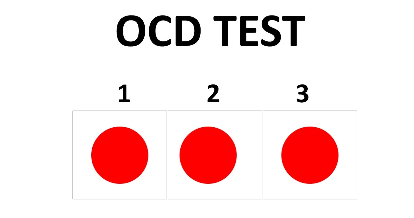 Quiz: How Sensitive Is Your OCD Radar?