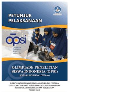 Download Petunjuk Pelaksanaan OPSI SMP 2019