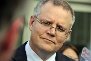 Australian Treasurer Scott Morrison