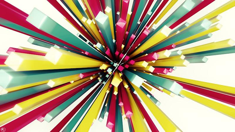 Reach - HOT Abstract 3D Art HD