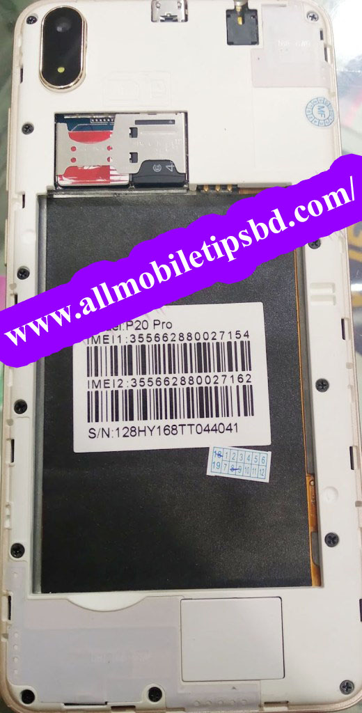 Huawei Clone P20 Pro Flash File Firmware MT6580 Android 7 0