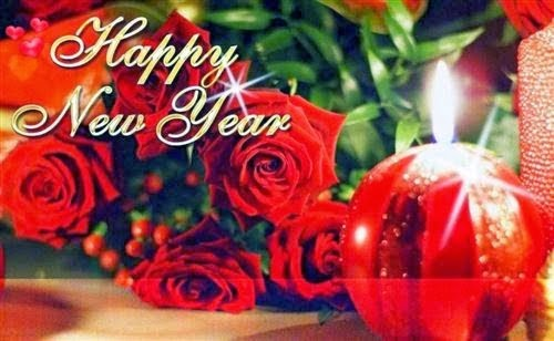 Happy New Year 2019 Red Rose Pictures for Girlfriend Google Plus