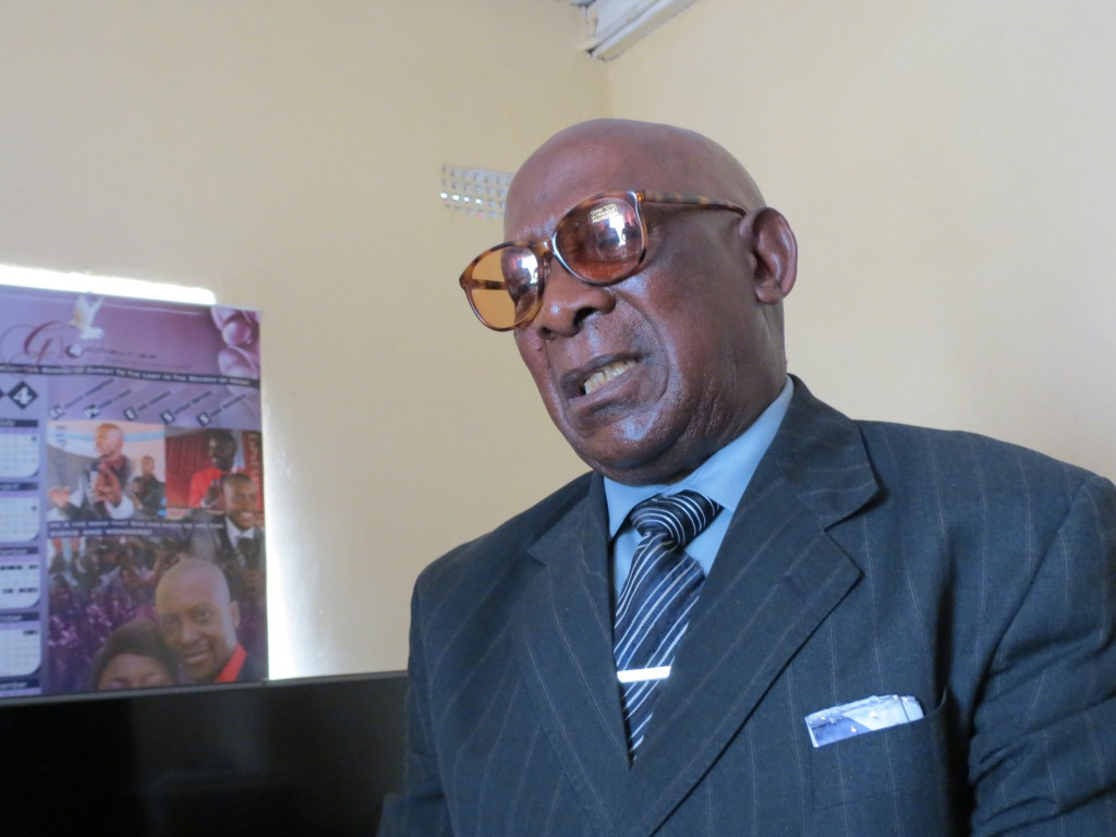 Apostle Dr Abel Sande
