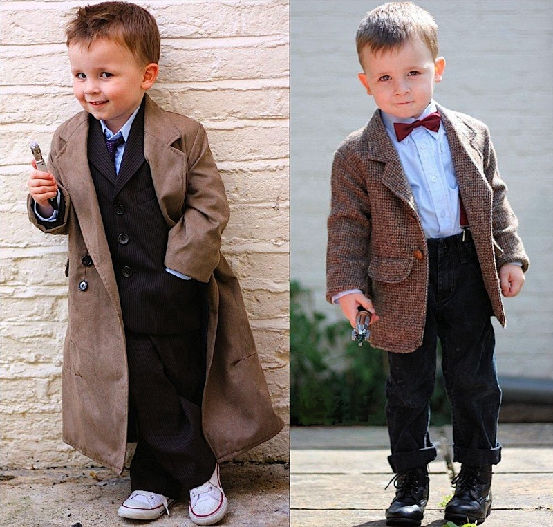 Well this week I had an email from a reader showing me their Matt Smith and David Tennant creations made for their 4 year old son telling me it was all ...  sc 1 st  Making My Tennant Coat & Making My Tennant Coat: Making Mini 10th Doctor