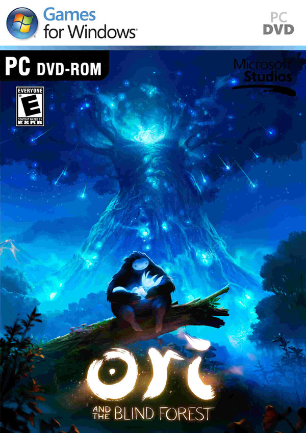 Ori and The Blind Forest Download Cover Free Game