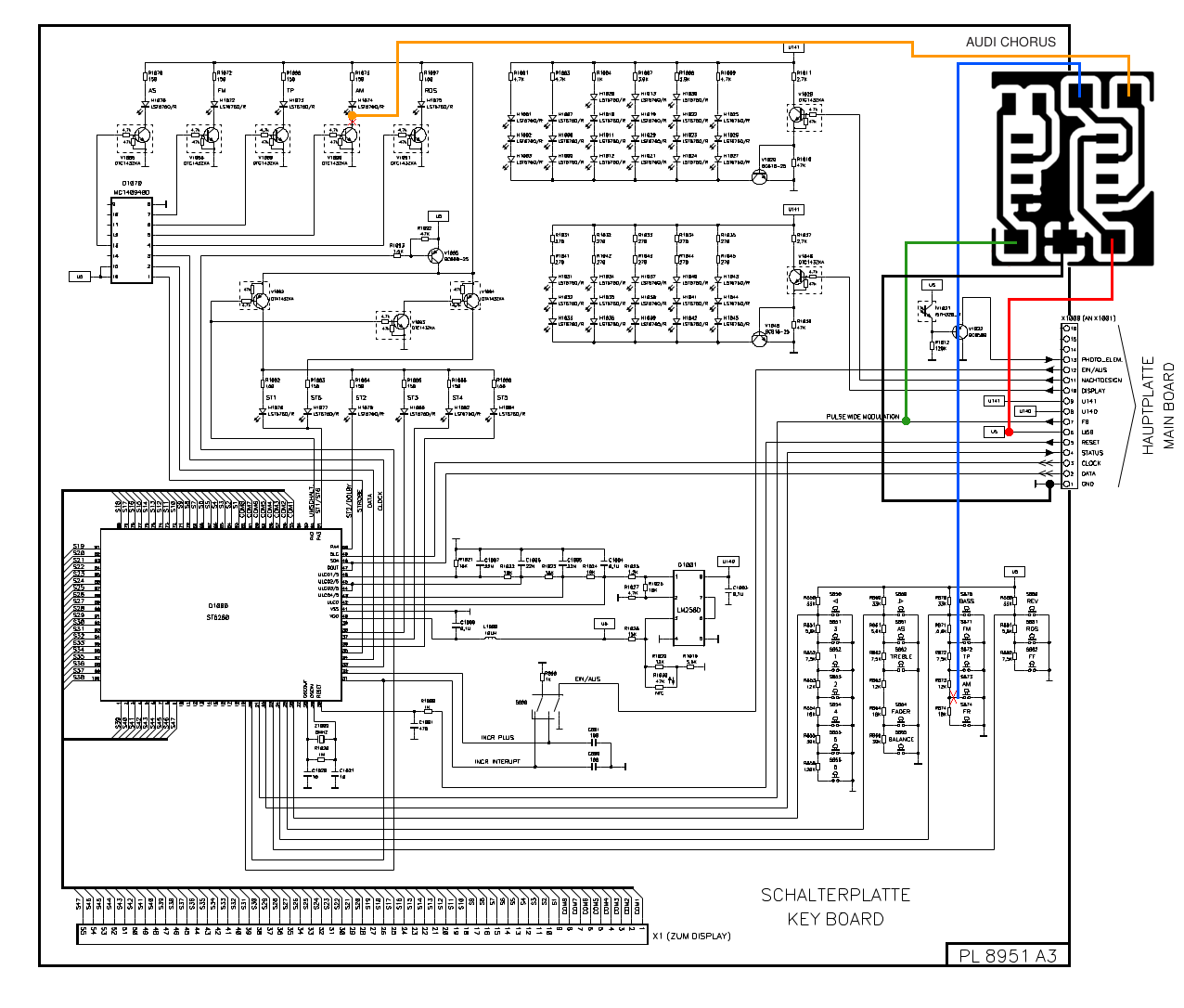 micro usb car charger wiring diagram
