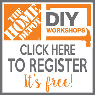 DIY - Stocking Holder & The Home Depot Virtual Party - Remodelando ...