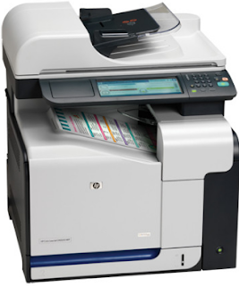 HP Color LaserJet CM3530FS printers