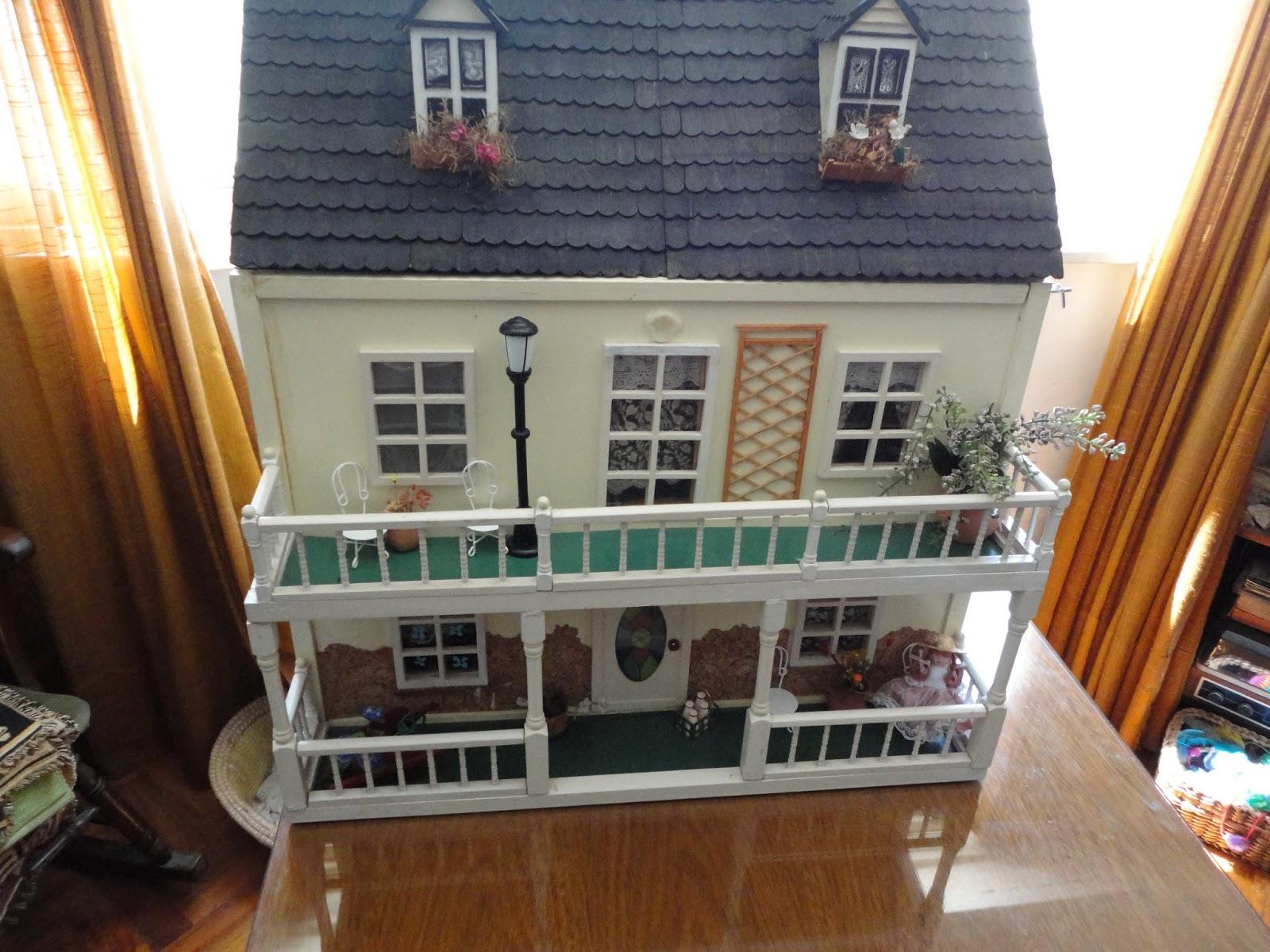 Casa de mu ecas victoriana juguetes sin tiempo - Casa de munecas you and me ...
