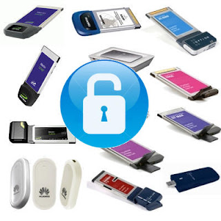 unlock zte and huawei modem