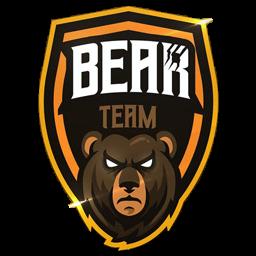 mentahan logo beruang