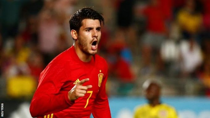 Alvaro Morata: Chelsea sign Real Madrid striker for club record £60m