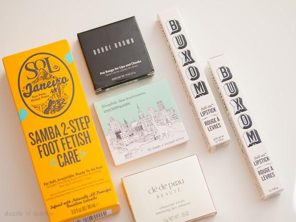 Beauty Buys/Beauty Haul - Buxom, Bobbi Brown