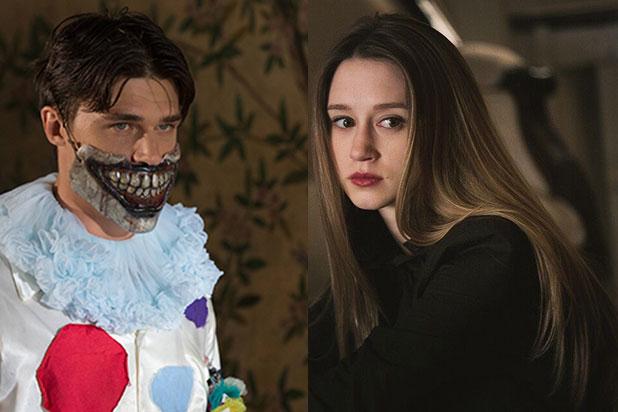 Taissa Farmiga y Finn Wittrock serán parte de un nuevo giro en 'American Horror Story: Roanoke'