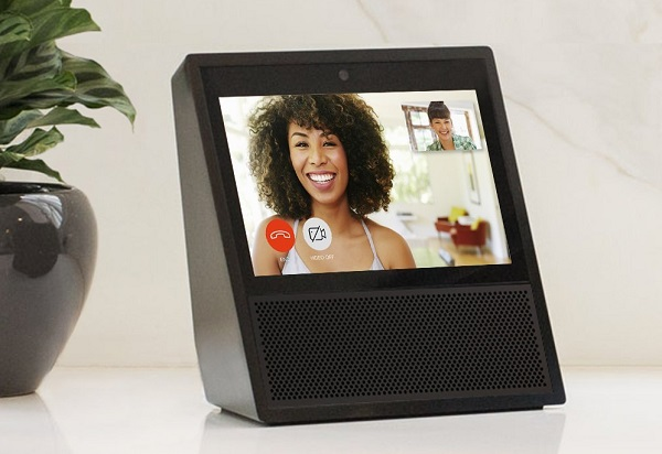Amazon launches Echo Show with 5MP camera and 7-inch touchscreen
