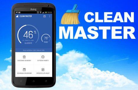 Download Clean Master (Boost & AppLock) v5.13.1 APK Gratis Terbaru
