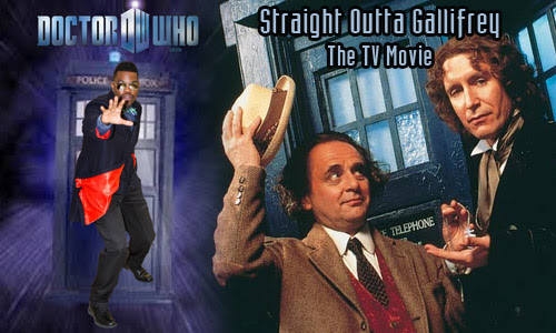 Straight Outta Gallifrey: The TV Movie
