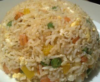 Resep cara memasak nasi ikan udang