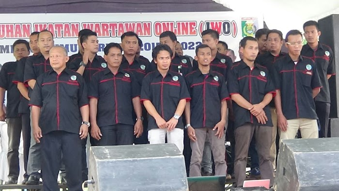 Puncak Pengukuhan Iwo Di Lampung Timur