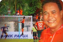 Charles Gomar Klarifikasi Masalah Verifikasi Stadion Marora Serui
