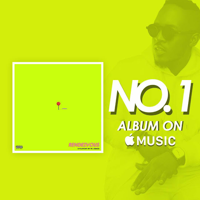 MI's Rendezvous Album Becomes #1 In Barely 72 Hours