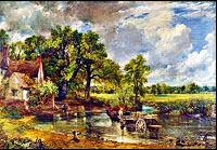John Constable's The Hay Wain