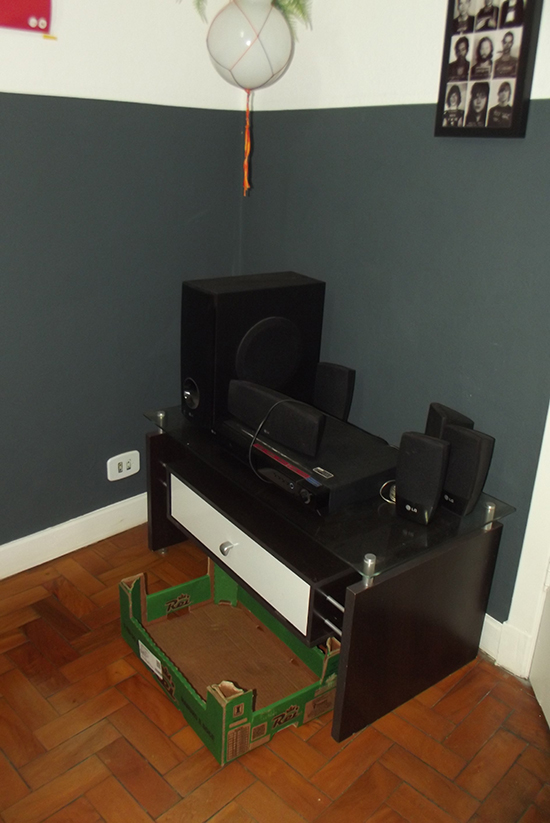 caixote de papelão, caixa de papelão, caixa supermercado, cardboard, cardboard box, reciclagem, faça você mesmo, diy, decor, home design, home decor