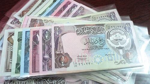 سعر الدينار الكويتي اليوم في البنوك المصرية