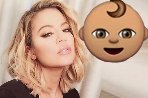 'He's so cute' Khloe Kardashian gushes over Saint West