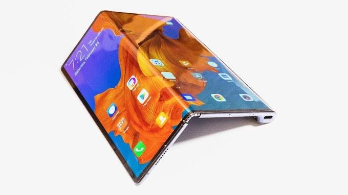 Huawei se une a la carrera de los teléfonos flexibles