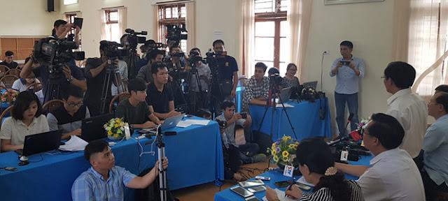 """Chấn động gian lận chấm thi ở Sơn La: Dữ liệu bài thi gốc bị """"mất tích"""""""