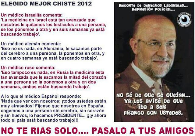 PALPITO-NO SALDREMOS DE LA CRISIS HASTA EL 2020