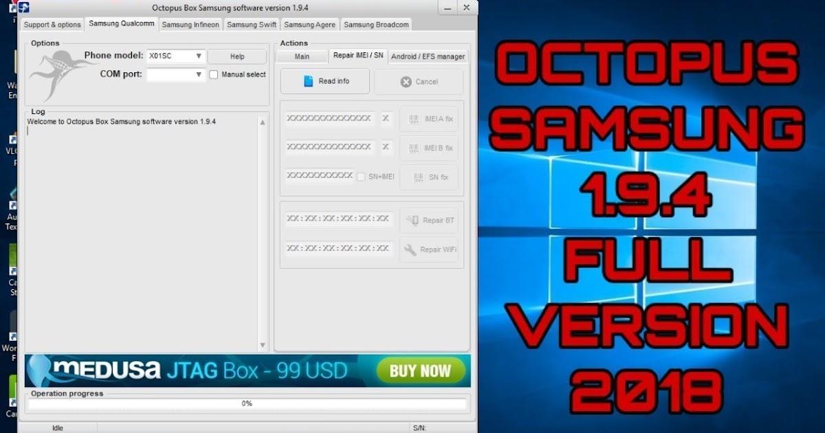 descargar octopus box software version 1.5.8