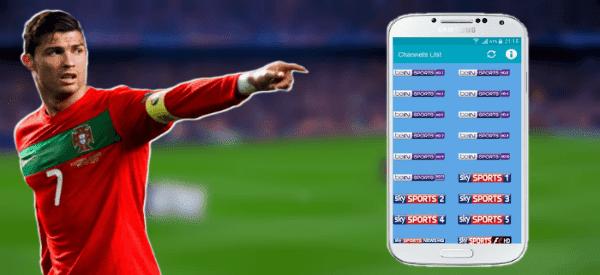 تحميل show sport tv أفضل تطبيق لمشاهدة بث مباشر مباريات للاندرويد