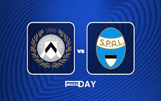 Udinese vs Spal – Highlights