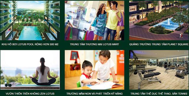 Nhiều chính sách hỗ trợ khách hàng từ Chủ đầu tư dự án Diamond Lotus Lake View