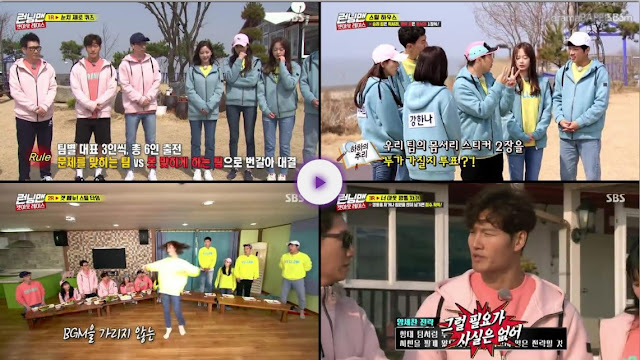 Running Man Episode 396 Subtitle Indonesia