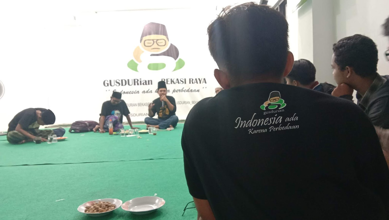 Sebuah Catatan: Kongkow Bareng Gusdurian Bekasi Raya
