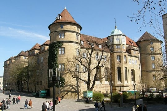Old Castle Stuttgart
