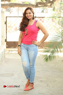 Tollywood Actress Ashwini Latest Stills in Ripped Jeans  0182.JPG