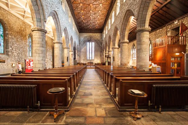 Cattedrale di St. Machar's-Aberdeen