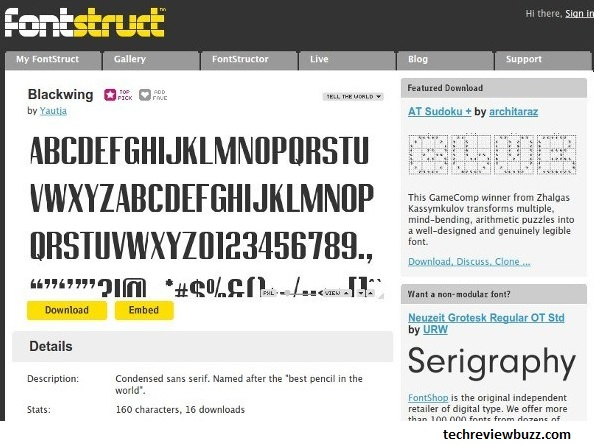 Free Tools To Create Your Own Font
