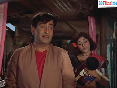 Raj Kapoor in Mera Naam Joker (1970)   Mera Naam Joker is an Indian romantic drama film directed and produced by Raj Kapoor in 1970 and the story of the film was written by Khwaja Ahmad Abbas. The film is starred by many famous performers at that time of India like Raj Kapoor himself as the main character playing role of a joker, Manoj Kumar, Kapoor's son Rishi Kapoor as his childhood character, Simi Garewal as Mary or teacher, Dharmendra, Rajendra Kumar, Dara Singh, Achala Sachdev as Kapoor's mother, Om Prakash, Padmini, Kseniya Ryabinkina a Russian-Soviel ballet dancer, Rajendra Nath, Agha, Mukri Eduard Sjereda, Polson, Birbal, Dunder and many.     Raj Kapoor in Mera Naam Joker (1970)  Plot Summary:    Raju is a joker. He makes people laugh even in sorrowful position. The story is in three divisions, first, Raju's school life and circus to streets life. In school life he loses his fondness with school teacher, in circus life he loses his love with Marina and his mother and at last he loses his love of Mary (Padmini) and loses everything.   Rishi Kapoor and Simi Garewal in Mera Naam Joker (1970)   Description:    Mera Naam Joker is a semi-autobiographical film of life, love and philosophy of Raj Kapoor as an entertainer. Six years have been spent to make this film. I think it is the one of the favorite films but I cannot give it 10 ratings out of 10. I have given 9 out of 10 in IMDb. It is one of the lengthiest films of India. The most attractive subjects of the film are story, its emotion with background music and performance besides editing style in a word its cinematic style is very different from others of India or our subcontinent. I watched this kind of film from Sir Charlie Chaplin. Raj Kapoor has tried to do the best of his cinematic style with Chaplin's film style. But there is something differences between those kinds of cinematic styles. I think the music is very popular in India or our subcontinent. In every film there is song or something different kin