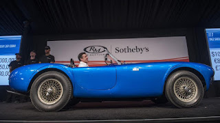 First Shelby Cobra on Automotive Show