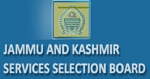 JKSSB Interview Notification for Junior Assistant Posts in various Departments