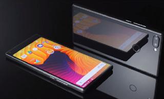 Smartphone Mirip Xiaomi Mi Mix 2, Harga Lebih Murah!